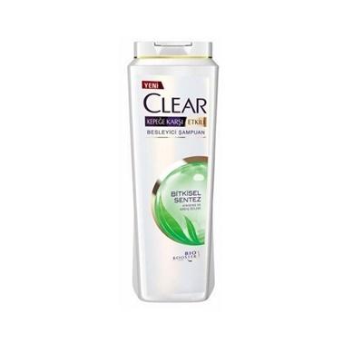 Clear Clear Şampuan Bitkisel Sentez 500 Ml Renksiz